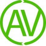 Logo AV Circulair concept 11