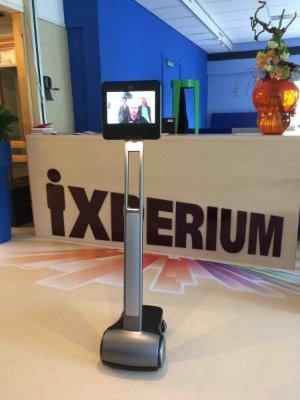 Robotprimeur voor iXperium HAN