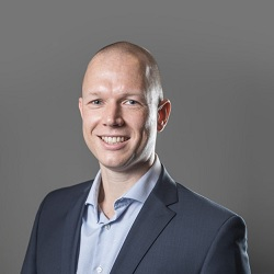 Accountmanager Toon van Bindsbergen Fidato
