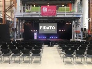 Fidato setting diploma uitreiking hogeschool Rotterdam
