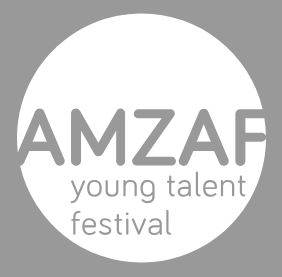 amzaf young talent festival logo