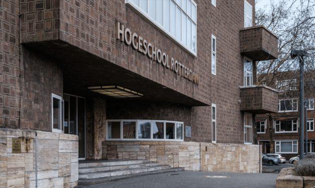 hogeschool rotterdam prijsuitreiking nominatie school