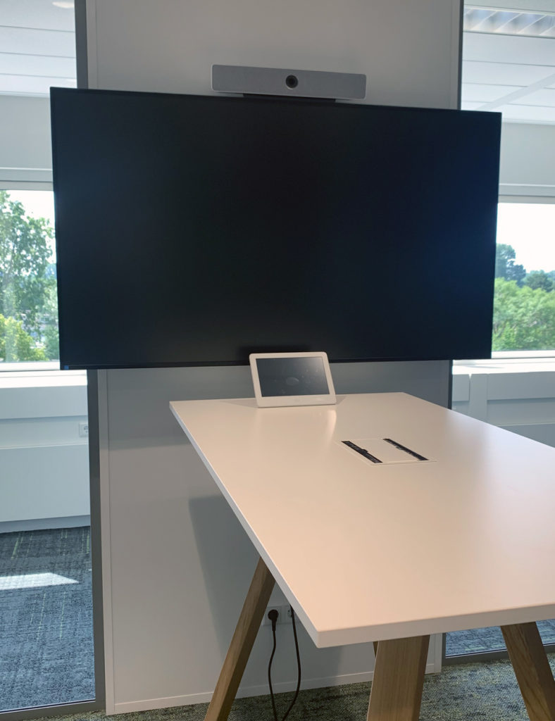 Bedrijven ontdekken de noodzaak van (video-) conferencerooms
